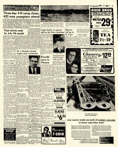 Mason City Globe Gazette, June 25, 1965, Page 5