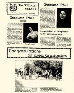 Milford Mail and Terril Record, May 15, 1980, Page 16