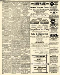 Monticello Express, July 15, 1886, Page 4