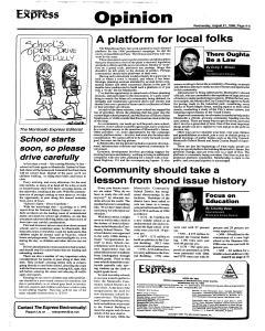 Monticello Express, August 21, 1996, Page 6