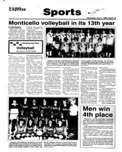 Monticello Express, August 21, 1996, Page 17