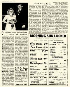 Morning Sun News Herald, June 13, 1974, Page 5