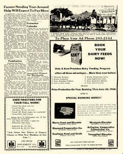 Oelwein Daily Register, October 13, 1967, Page 11