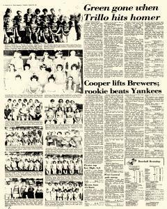 Oelwein Daily Register, August 25, 1981, Page 6