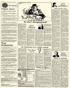 Oelwein Daily Register, October 20, 1986, Page 4