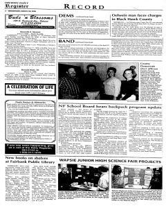 Oelwein Daily Register, March 29, 2006, Page 2