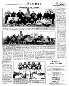 Oelwein Daily Register, March 29, 2006, Page 5