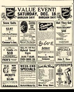 Perry Chief Advertiser, December 16, 1937, Page 6