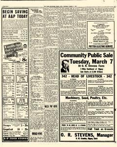 Perry Chief Advertiser, March 02, 1939, Page 8