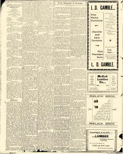 Perry Chief Reporter, July 05, 1900, Page 4