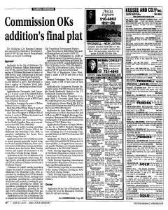 Sioux County Bee And Rock Valley Register, June 23, 2007, Page 56