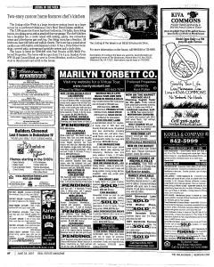 Sioux County Bee And Rock Valley Register, June 23, 2007, Page 60