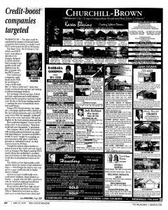 Sioux County Bee And Rock Valley Register, June 23, 2007, Page 72