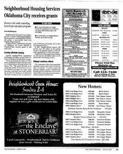 Sioux County Bee And Rock Valley Register, June 23, 2007, Page 65
