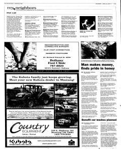 Sioux County Bee And Rock Valley Register, June 23, 2007, Page 127