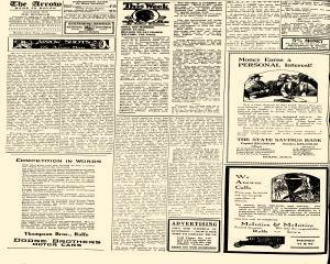 Rolfe Arrow, September 09, 1926, Page 2