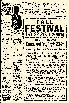 Rolfe Arrow, September 09, 1926, Page 3