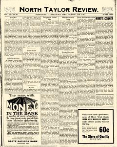 North Taylor Review, February 08, 1917, Page 1