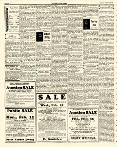 Sioux Center News newspaper archives