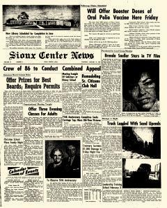 Sioux Center News, January 27, 1966, Page 11