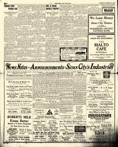 Sioux City Journal, March 31, 1925, Page 4