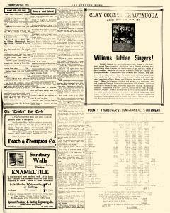 Spencer News, July 28, 1914, Page 3