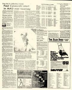 Waterloo Courier, April 13, 1979, Page 30