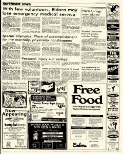 Waterloo Courier, April 23, 1979, Page 15