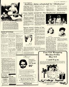 Waterloo Courier, May 05, 1980, Page 13