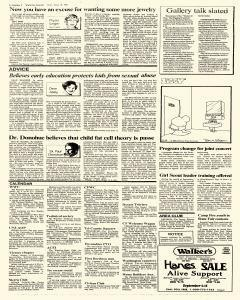 Waterloo Courier, September 10, 1984, Page 18