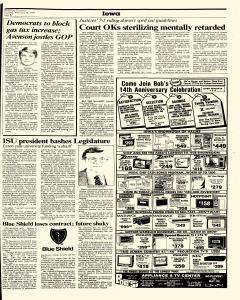 Waterloo Courier, February 18, 1988, Page 7