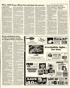 Waterloo Courier, January 08, 1991, Page 31