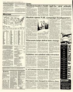 Waterloo Courier, October 11, 1991, Page 2
