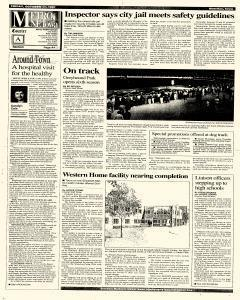Waterloo Courier, October 11, 1991, Page 4