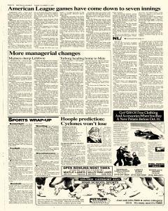 Waterloo Courier, October 11, 1991, Page 20
