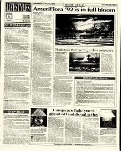 Waterloo Courier, July 01, 1992, Page 9