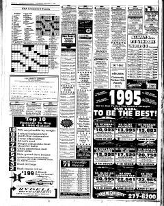 Waterloo Courier, January 05, 1995, Page 28