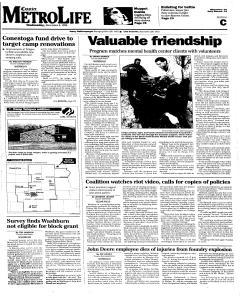 Waterloo Courier, December 04, 1996, Page 15