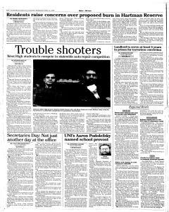 Waterloo Courier, April 21, 1999, Page 12