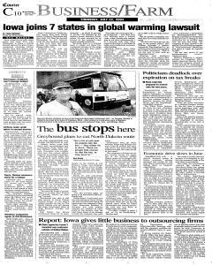 Waterloo Courier, July 22, 2004, Page 30