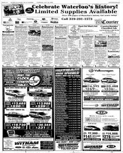 Waterloo Courier, July 22, 2004, Page 36