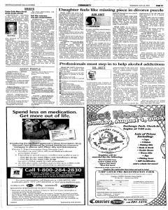 Waterloo Courier, July 22, 2004, Page 27