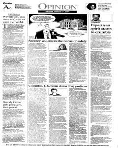 Waterloo Courier, March 14, 2005, Page 6