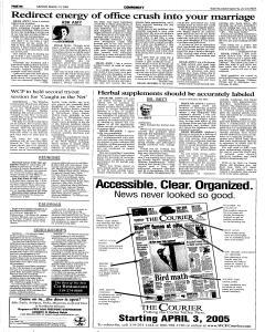 Waterloo Courier, March 14, 2005, Page 14