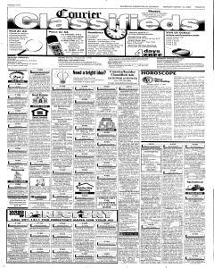 Waterloo Courier, March 14, 2005, Page 19