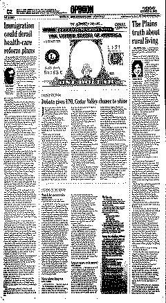 Waterloo Courier, October 09, 2007, Page 14