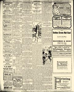 Waterloo Daily Courier, October 27, 1905, Page 12