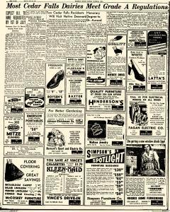 Waterloo Daily Courier, May 29, 1949, Page 14