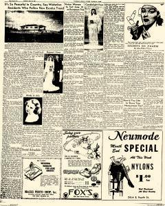 Waterloo Daily Courier, May 29, 1949, Page 22
