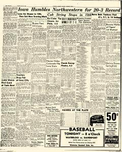 Waterloo Daily Courier, May 29, 1949, Page 32